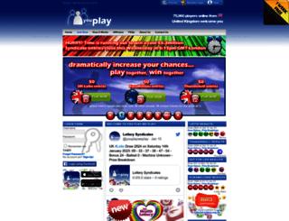 syndicatesareluckier.com screenshot