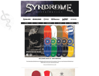 syndromedist.com screenshot