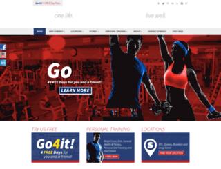 synergyfitclubs.com screenshot