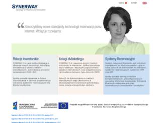 synerwaygroup.pl screenshot