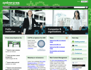 synkron.com screenshot