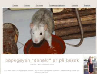 synnemariee.blogg.no screenshot