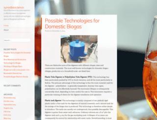 synodbioscience.wordpress.com screenshot