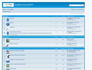 synology-forum.es screenshot