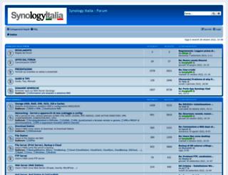 synologyitalia.com screenshot