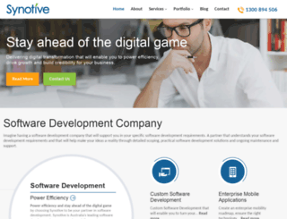 synotive.com screenshot