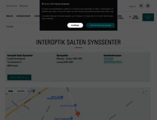 synssenter.com screenshot