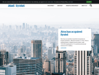 syntel.com screenshot