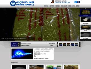 syntheticrubber.net screenshot