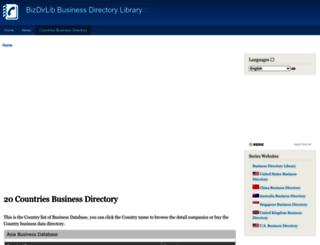 syr.bizdirlib.com screenshot