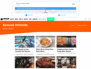 syracuse.spoonuniversity.com screenshot