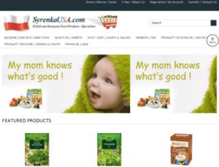 syrenkausa.com screenshot