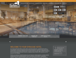 syrhotel.com screenshot