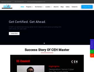 sysaptechnologies.com screenshot