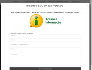 sysframe.com.br screenshot
