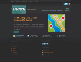 sysgenmedia.com screenshot