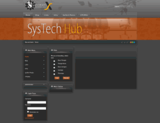 systech-soft.com screenshot