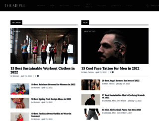 system.themeple.co screenshot
