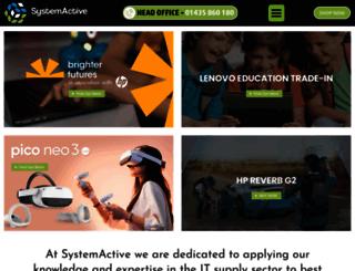 systemactive.com screenshot