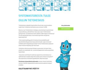 systemastore.fi screenshot