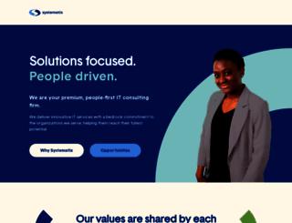 systematix.com screenshot