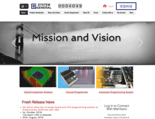systemgeneral.com screenshot
