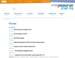 systems.bj.org screenshot