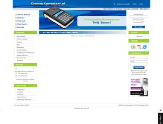 systemsprzedazy.pl screenshot