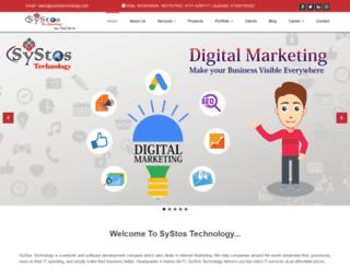 systostechnology.com screenshot