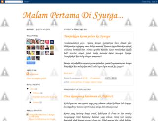 syurga-kita.blogspot.com screenshot