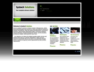syztech.com screenshot
