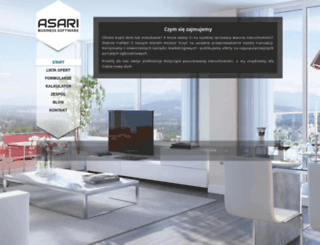 szablon3.asari.pl screenshot