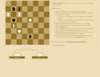 szach.net screenshot