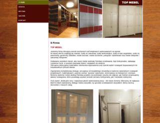 szafy.warszawa-stolarz.pl screenshot