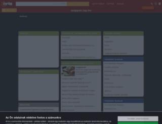 szappan.lap.hu screenshot