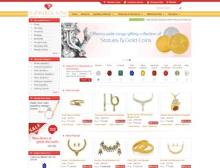 szaveri.com screenshot