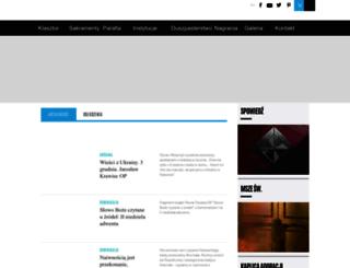 szczecin.dominikanie.pl screenshot