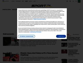 szczecin.sport.pl screenshot