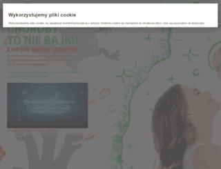 szczepienia.pl screenshot