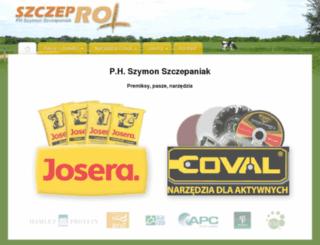 szczeprol.pl screenshot