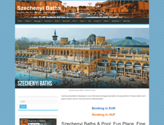 szechenyibath.com screenshot