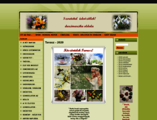 szepkepek.bloglap.hu screenshot