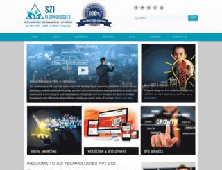 szitechnologies.com screenshot