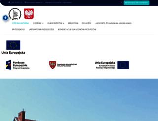 szkola-biskupice.edu.pl screenshot