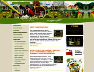 szkolamoszczanka.pl screenshot