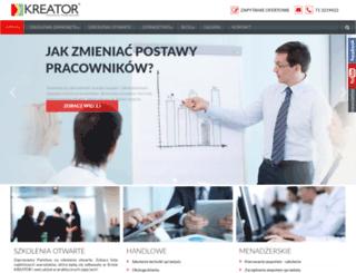 szkoleniadlaciebie.com.pl screenshot