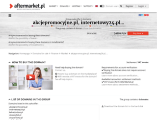 szkolne24.pl screenshot
