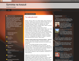 szminkanakoszuli.blogspot.de screenshot