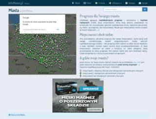 sznik.jogger.pl screenshot