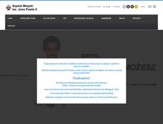 szpitalwojskowy.elblag.pl screenshot